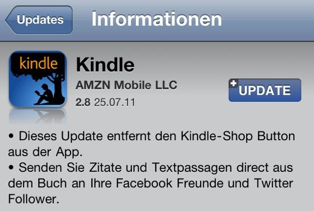 IPhoneBlog de Kindle