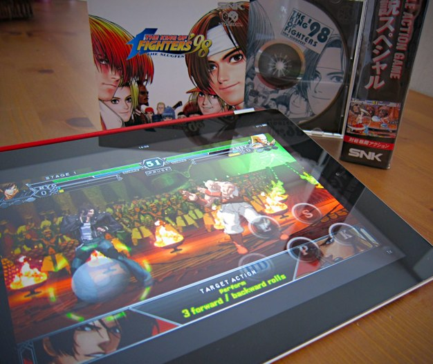 IPhoneBlog de King of Fighters