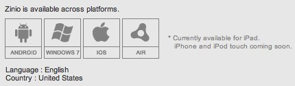 IPhoneBlog de Plattform