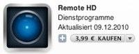 IPhoneBlog de RemoteHD