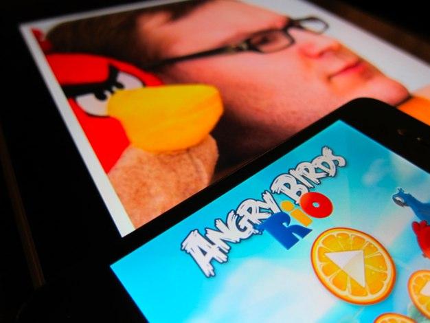 IPhoneBlog de AngryBirds