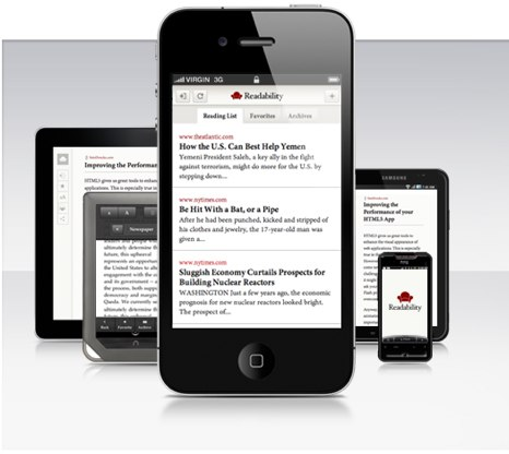 IPhoneBlog de Readability Mobile