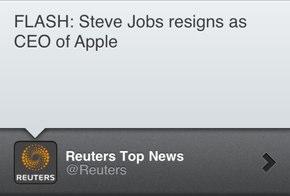 IPhoneBlog de Reuters
