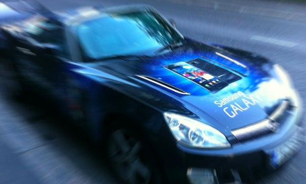 IPhoneBlog de Samsung Car