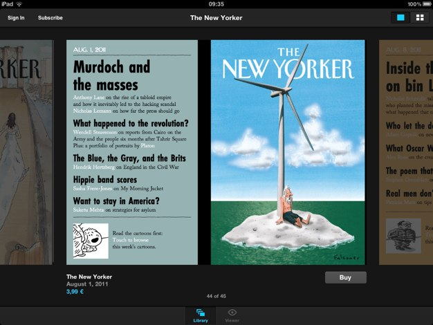 IPhoneBlog de The New Yorker