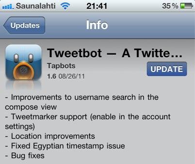IPhoneBlog de Tweetbot