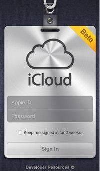 IPhoneBlog de iCloud Beta