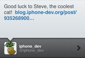 IPhoneBlog de iPhone dev