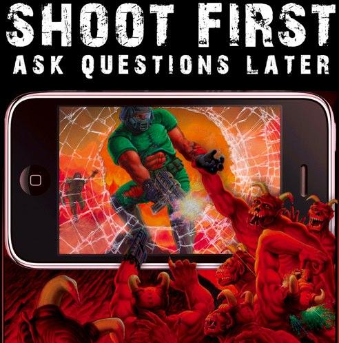 IPhoneBlog de Doom Classic