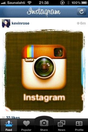 IPhoneBlog de Instagram a