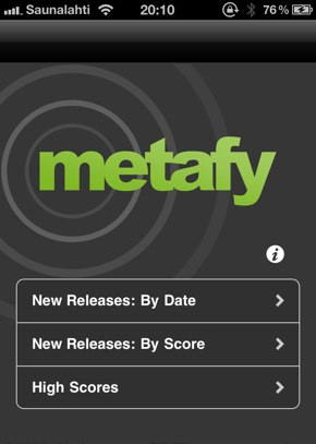 IPhoneBlog de Metafly a