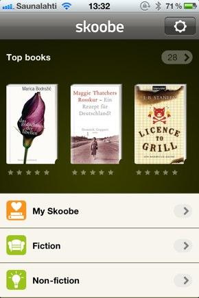 IPhoneBlog de Skoobe a
