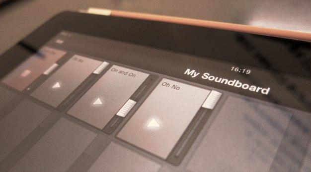 IPhoneBlog de Soundboard