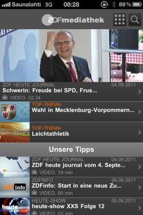 IPhoneBlog de ZDF1