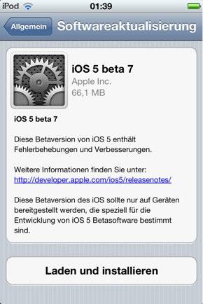 IPhoneBlog de iOS5 beta7 1