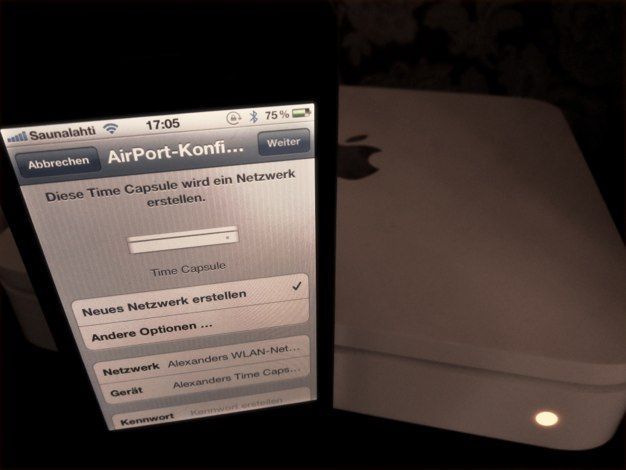 IPhoneBlog de AirPort