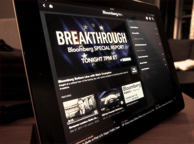 IPhoneBlog de Bloomberg