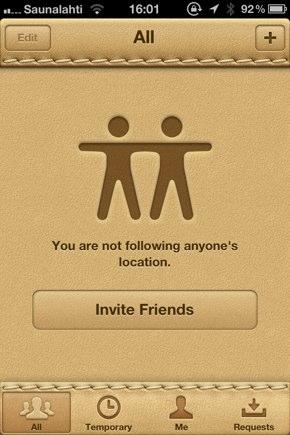 IPhoneBlog de Find My Friends a