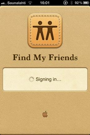 IPhoneBlog de Find My Friends b