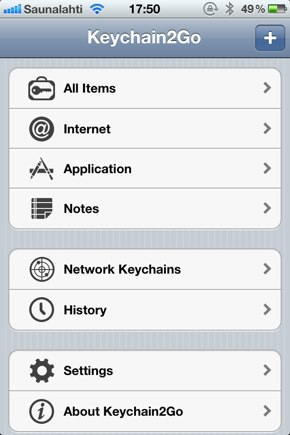 IPhoneBlog de Keychain2Go a