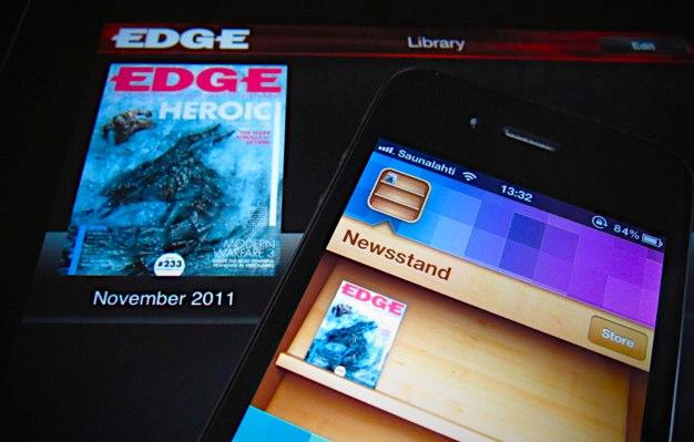 IPhoneBlog de Newsstand