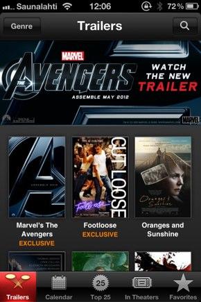 IPhoneBlog de Trailers a