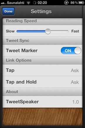IPhoneBlog de Tweet Speaker b