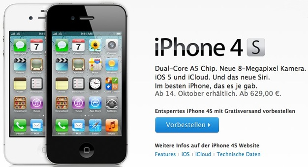 IPhoneBlog de Vorbestellung