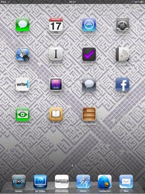 IPhoneBlog de iPad a