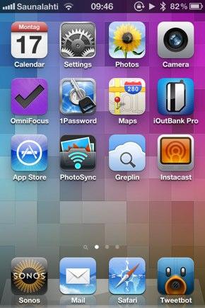 IPhoneBlog de iPhone a