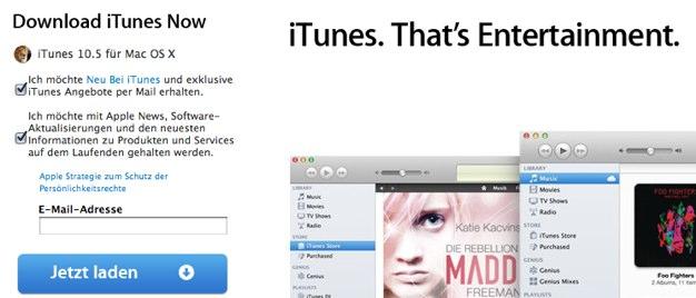 IPhoneBlog de iTunes
