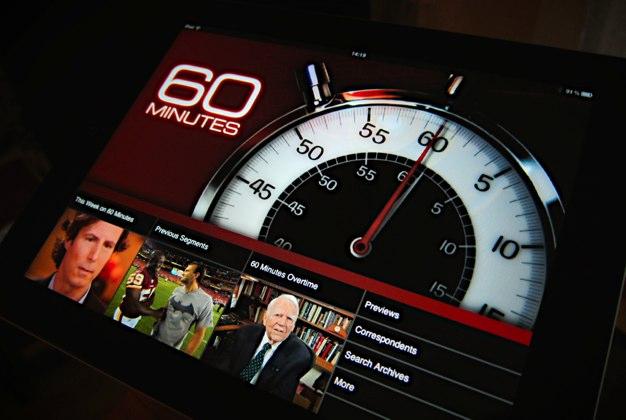 IPhoneBlog de 60 Minutes 1
