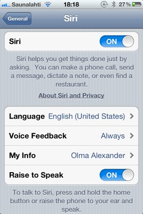 IPhoneBlog de Raise to Speak a