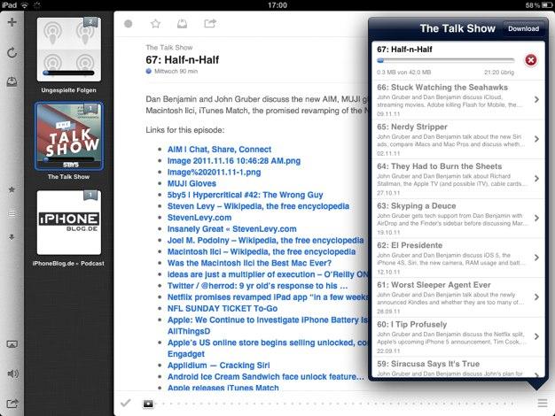 IPhoneBlog de Talk Show
