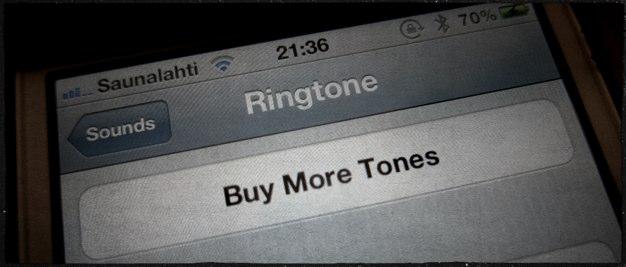 IPhoneBlog de Tones