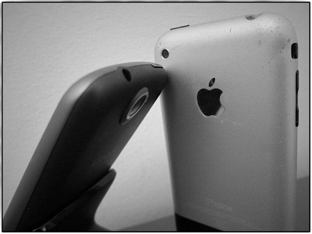 IPhoneBlog de Zweikampf