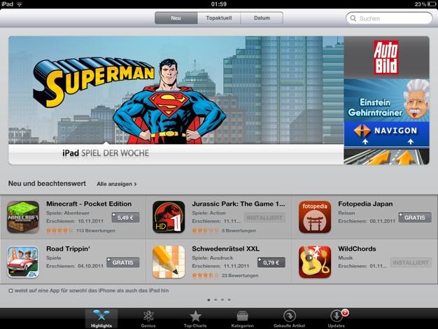 IPhoneBlog de iPad Store 1