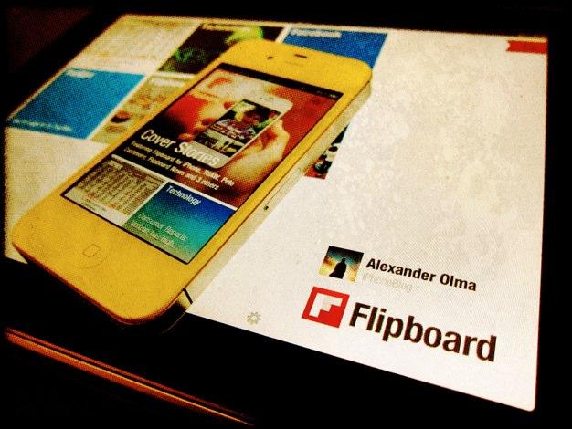 IPhoneBlog de Flipboard