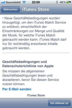 IPhoneBlog de Match a