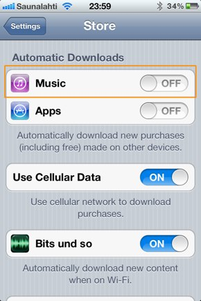 IPhoneBlog de Music b