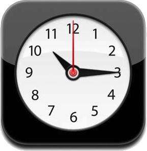 IPhoneBlog de Clock