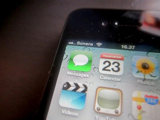 IPhoneBlog de SMS