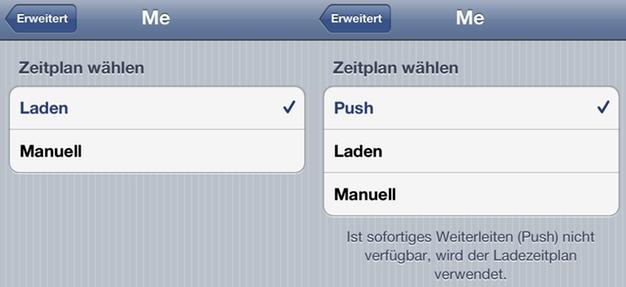 IPhoneBlog de NO Push DE