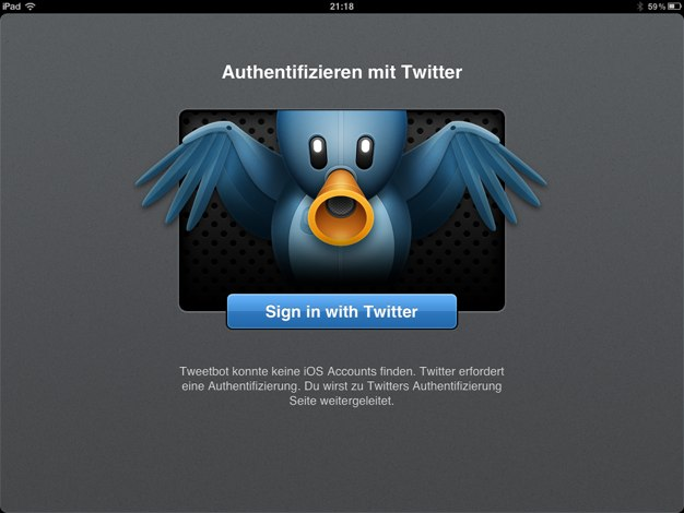 IPhoneBlog de Tweetbot iPad