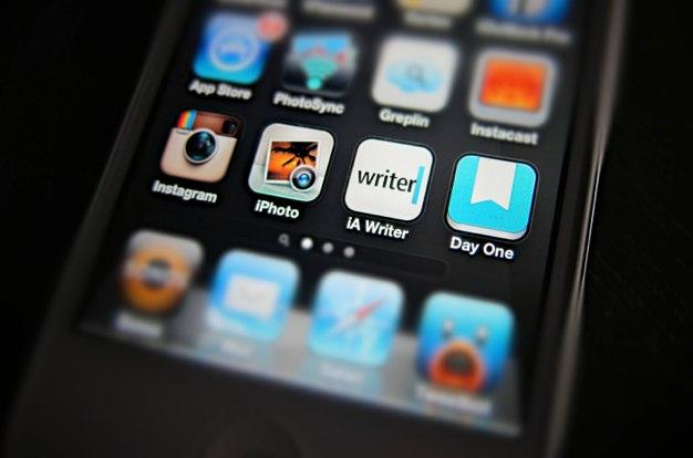 IPhoneBlog de DayOne App