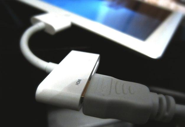 IPhoneBlog de HDMI Adapter