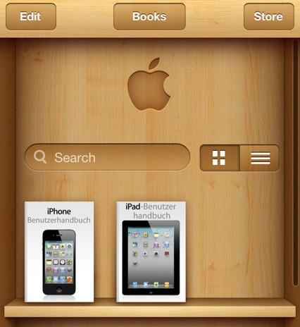 IPhoneBlog de Handbuch