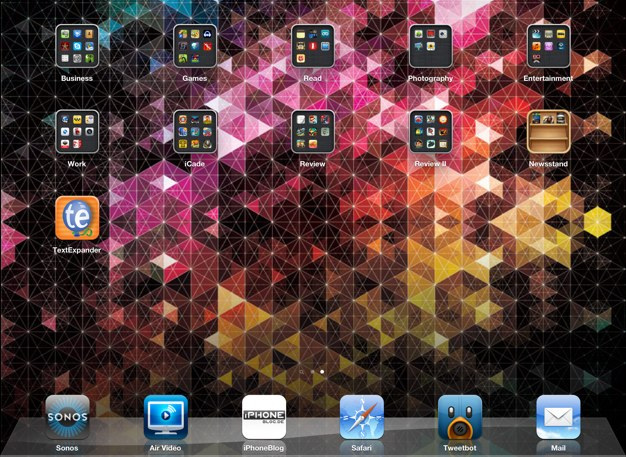 IPhoneBlog de Homescreen b iPad