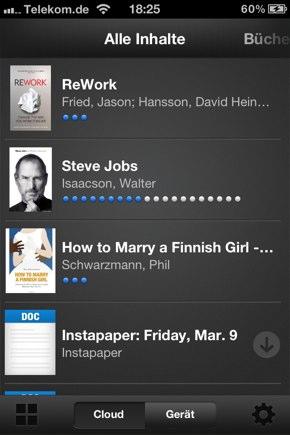 IPhoneBlog de Kindle b