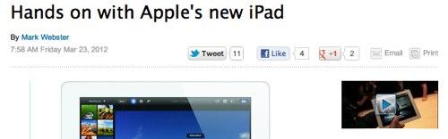 IPhoneBlog de Neuseeland Herald